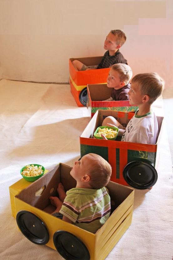 Giochi per bambini con ArredissimA