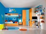 camerette colorate doppie arredissima